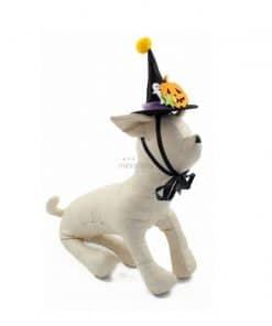 Ropa Halloween para perro sombrero bruja