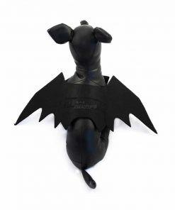 Ropa Halloween para perro alas murcielago dracula vampiro