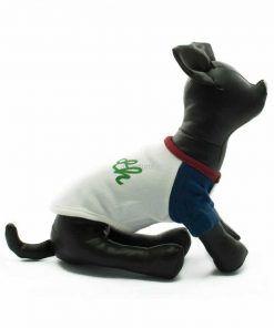 camiseta de mascota pequeña