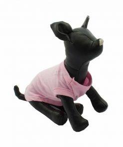 Camiseta Perro Rosa Ella Mangas Asisa Ropa Perros Verano Primavera (1)