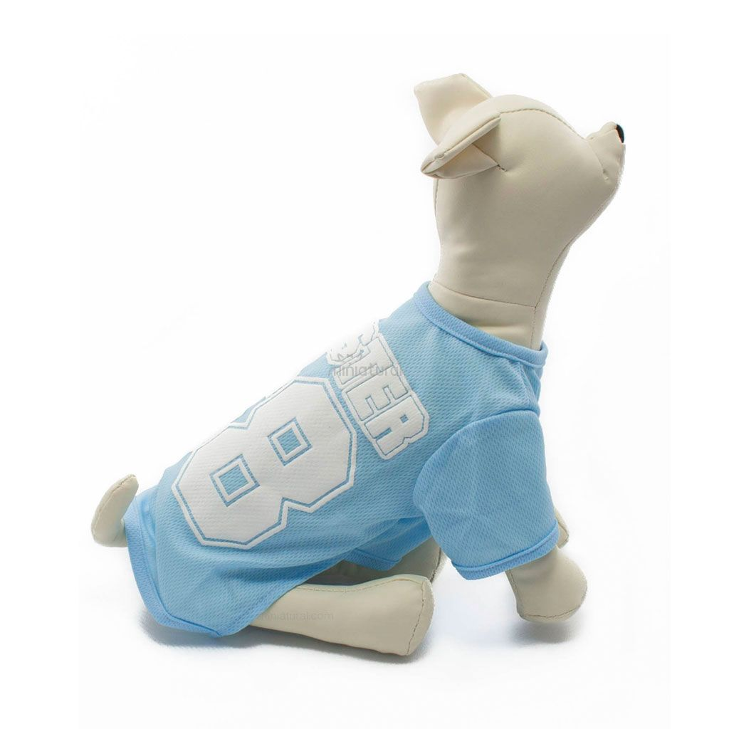 camisetas futbol para perros