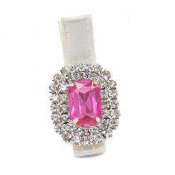 joya para perros pequeños elegantes rosa