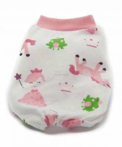 Pijama Rosa Perro Unicornio Princesa Sapo Ropa Perros Primavera Invierno (2)