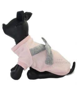jersey rosa para perros